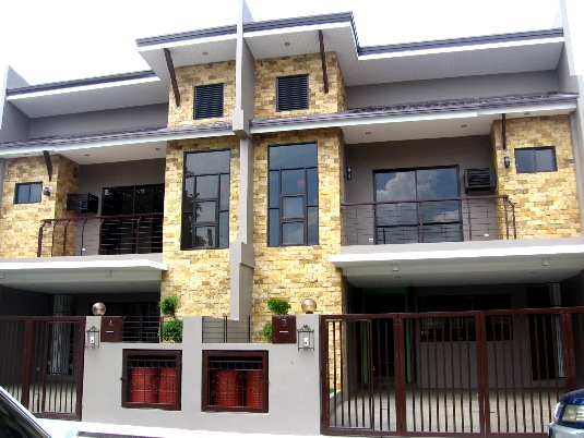 Cebu city house and lot for sale for Duplex house design in philippines