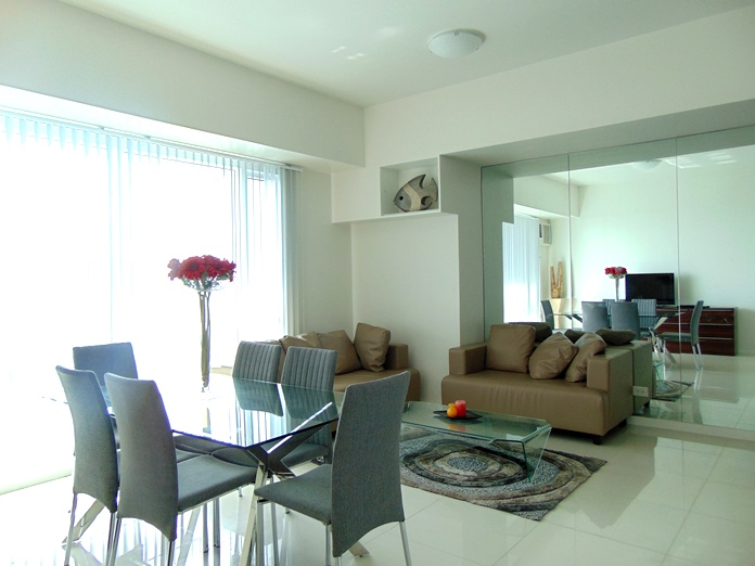2 Bedroom Fully Furnished Condominium for Rent in Marco Polo, Lahug, Cebu City